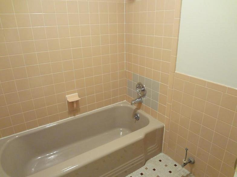 Ugly Tub U0026 Unmatched Tile